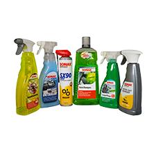 Reinigung & Pflege